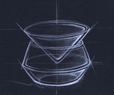 Bristol Caviar Sketch