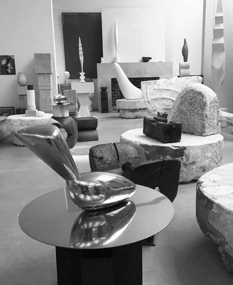 Brancusi's Atelier